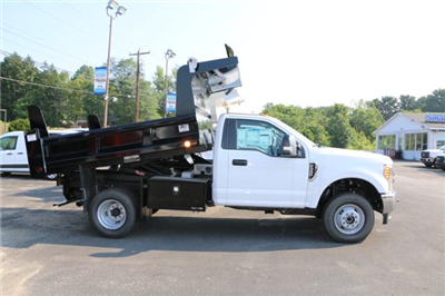 2017 F-350 Regular Cab DRW 4x4,  Rugby Z-Spec Dump Body #F01968 - photo 5