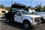 2017 F-350 Regular Cab DRW 4x4,  Rugby Z-Spec Dump Body #F01968 - photo 4