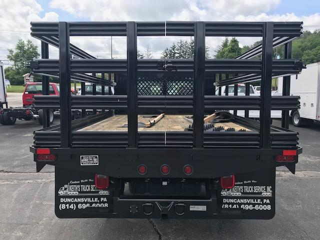 2017 F-350 Regular Cab DRW 4x4,  Stake Bed #F02192 - photo 16