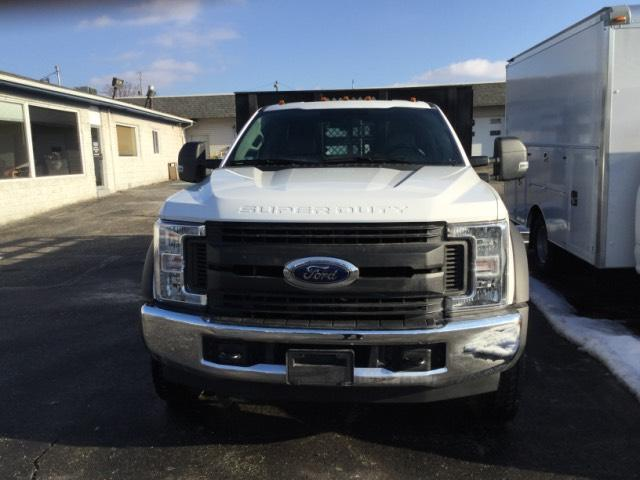 2017 F-550 Regular Cab DRW, Reading Stake Bed #F02216 - photo 3