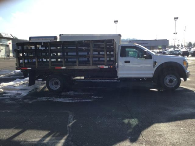 2017 F-550 Regular Cab DRW, Reading Stake Bed #F02216 - photo 5