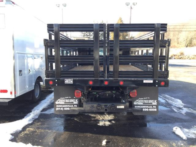2017 F-550 Regular Cab DRW, Reading Stake Bed #F02216 - photo 6