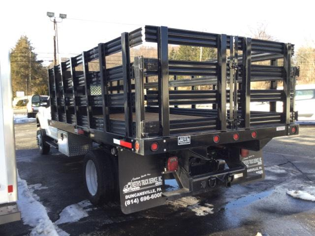 2017 F-550 Regular Cab DRW, Reading Stake Bed #F02216 - photo 2