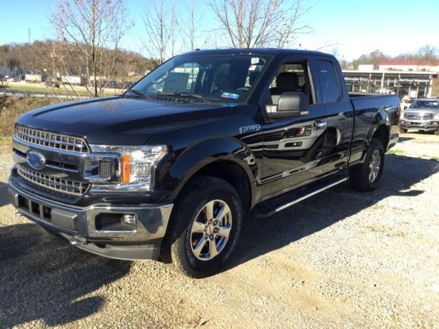 2018 F-150 Super Cab 4x4, Pickup #F02229 - photo 1