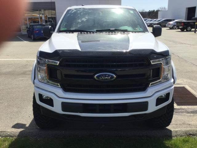 2018 F-150 SuperCrew Cab 4x4, Pickup #F02368 - photo 3