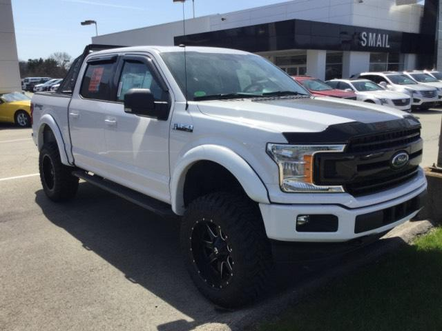 2018 F-150 SuperCrew Cab 4x4, Pickup #F02368 - photo 4