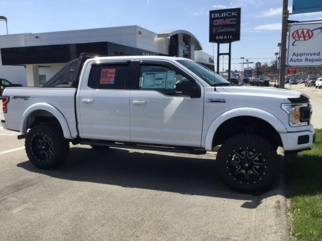 2018 F-150 SuperCrew Cab 4x4, Pickup #F02368 - photo 5