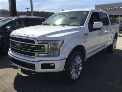 2018 F-150 SuperCrew Cab 4x4,  Pickup #F02412 - photo 1