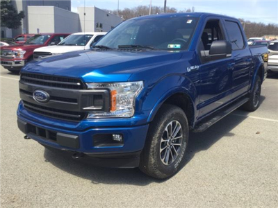 2018 F-150 SuperCrew Cab 4x4, Pickup #F02420 - photo 1