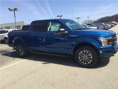 2018 F-150 SuperCrew Cab 4x4, Pickup #F02420 - photo 5