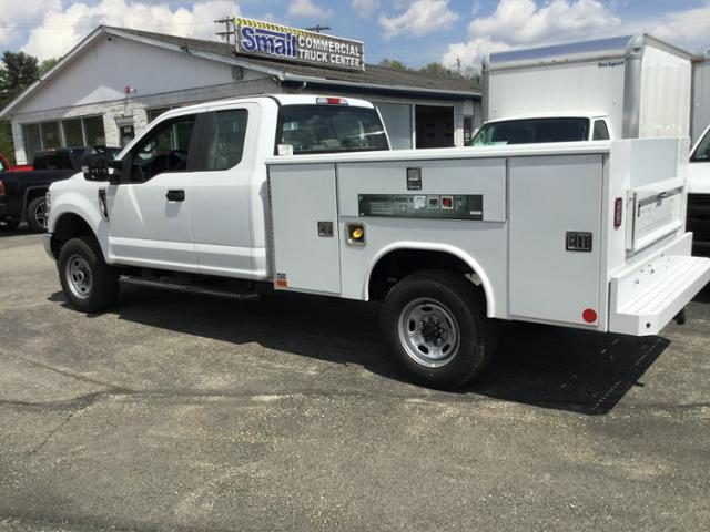 2018 F-250 Super Cab 4x4,  Reading Service Body #F02470 - photo 2