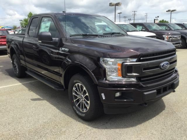 2018 F-150 Super Cab 4x4, Pickup #F02475 - photo 4