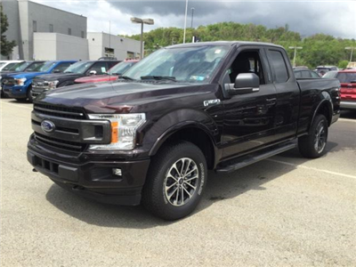 2018 F-150 Super Cab 4x4, Pickup #F02475 - photo 1
