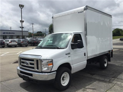2018 E-350 4x2,  Rockport Cutaway Van #F02521 - photo 1