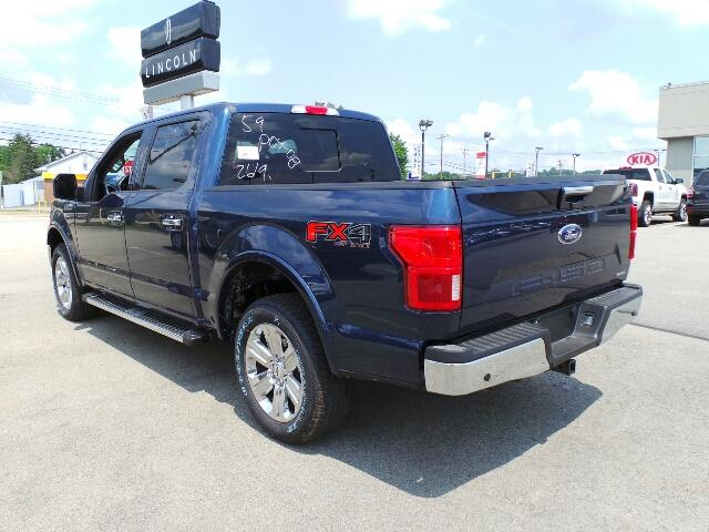 2018 F-150 SuperCrew Cab 4x4,  Pickup #F02556 - photo 2