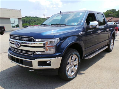 2018 F-150 SuperCrew Cab 4x4,  Pickup #F02556 - photo 1