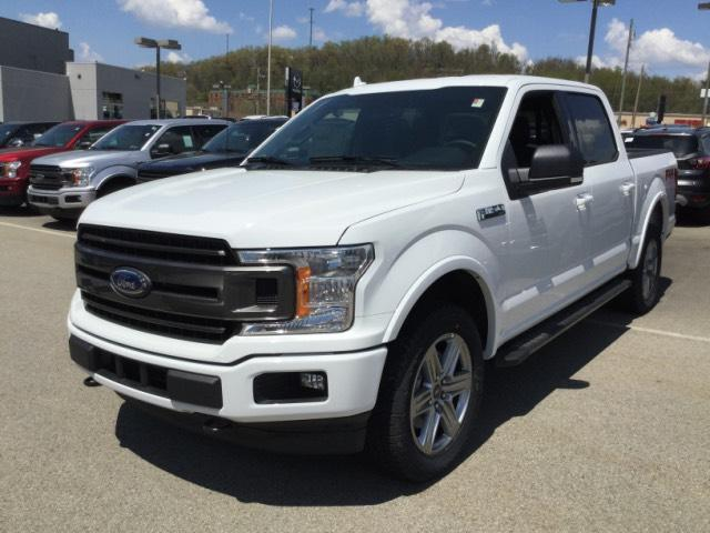 2018 F-150 SuperCrew Cab 4x4, Pickup #F81749 - photo 1