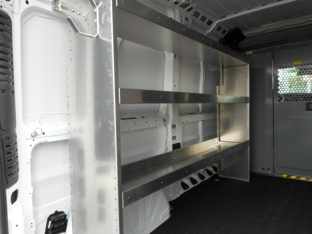 2018 ProMaster 2500 High Roof FWD,  Upfitted Cargo Van #CJ1852 - photo 10