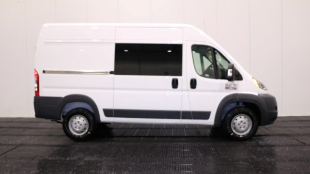2018 ProMaster 2500 High Roof FWD,  Upfitted Cargo Van #CJ1852 - photo 3
