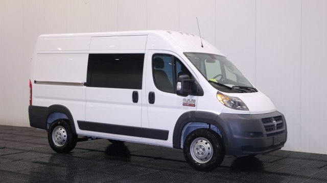 2018 ProMaster 2500 High Roof 4x2,  Empty Cargo Van #CJ1853 - photo 1