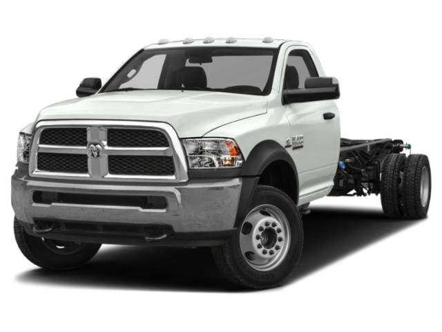 2018 Ram 3500 Regular Cab DRW 4x4,  Cab Chassis #CJ1857 - photo 1
