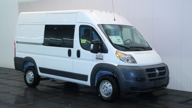 2018 ProMaster 1500 High Roof, Cargo Van #CJ1947 - photo 1