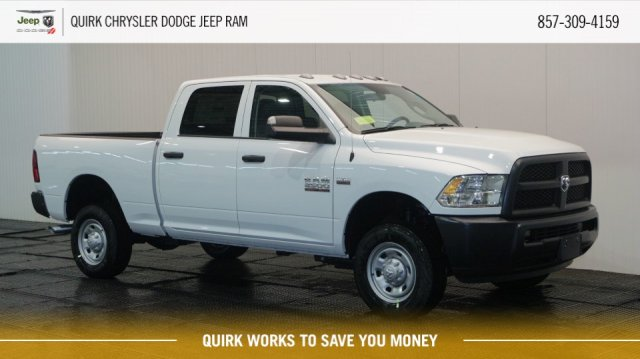 2018 Ram 2500 Crew Cab 4x4,  Pickup #CJ2203 - photo 1