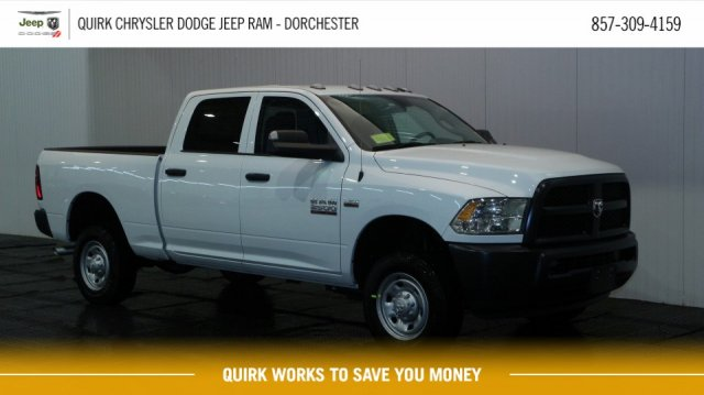 2018 Ram 2500 Crew Cab 4x4,  Pickup #CJ2211 - photo 1