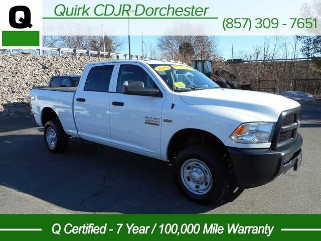 2018 Ram 2500 Crew Cab 4x4, Pickup #CJ2254 - photo 2