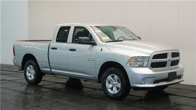 2018 Ram 1500 Quad Cab 4x4, Pickup #CJ2271 - photo 1