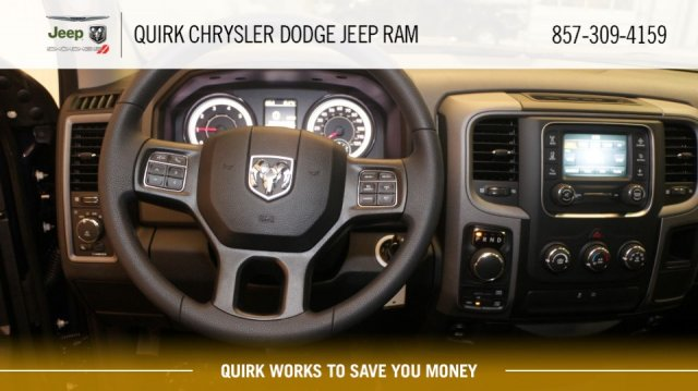 2018 Ram 1500 Quad Cab 4x4, Pickup #CJ2280 - photo 7