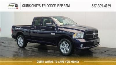 2018 Ram 1500 Quad Cab 4x4, Pickup #CJ2280 - photo 1