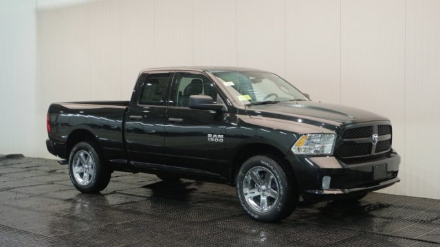 2018 Ram 1500 Quad Cab 4x4,  Pickup #CJ2294 - photo 1