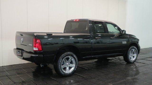 2018 Ram 1500 Quad Cab 4x4,  Pickup #CJ2294 - photo 2