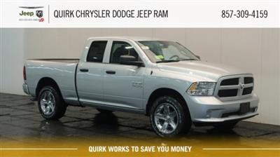 2018 Ram 1500 Quad Cab 4x4, Pickup #CJ2306 - photo 1