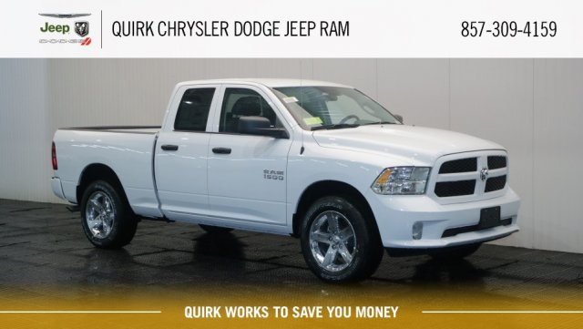 2018 Ram 1500 Quad Cab 4x4,  Pickup #CJ2307 - photo 1
