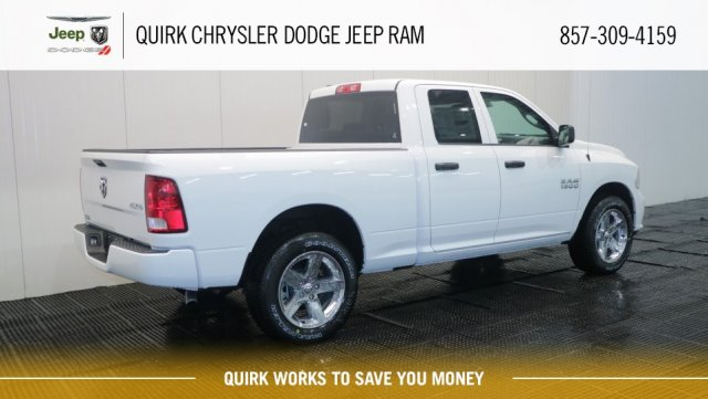 2018 Ram 1500 Quad Cab 4x4,  Pickup #CJ2307 - photo 2