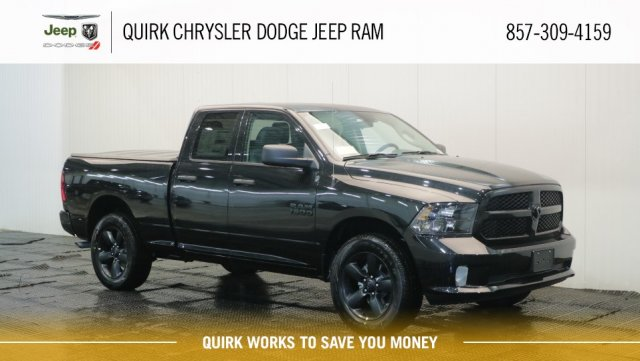 2018 Ram 1500 Quad Cab 4x4,  Pickup #CJ2328 - photo 1