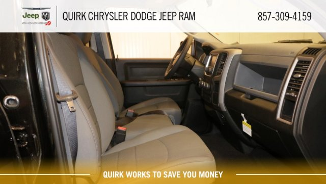 2018 Ram 1500 Quad Cab 4x4,  Pickup #CJ2328 - photo 4