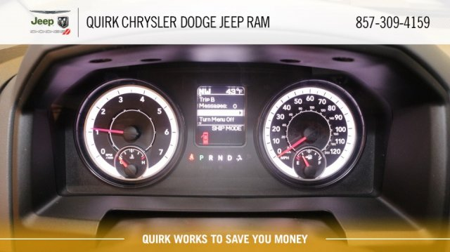 2018 Ram 1500 Quad Cab 4x4,  Pickup #CJ2353 - photo 8