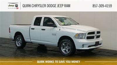 2018 Ram 1500 Quad Cab 4x4,  Pickup #CJ2353 - photo 1
