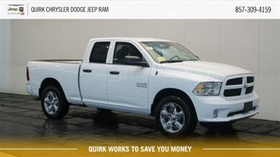 2018 Ram 1500 Quad Cab 4x4,  Pickup #CJ2392 - photo 1