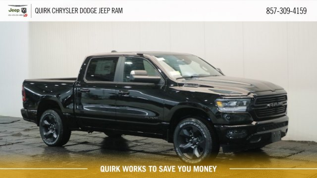 2019 Ram 1500 Crew Cab 4x4,  Pickup #CJ2456 - photo 1