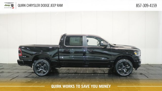 2019 Ram 1500 Crew Cab 4x4,  Pickup #CJ2456 - photo 3