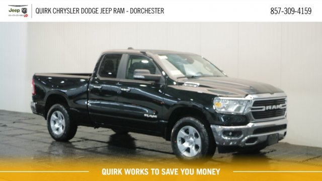 2019 Ram 1500 Quad Cab 4x4,  Pickup #CJ2466 - photo 1