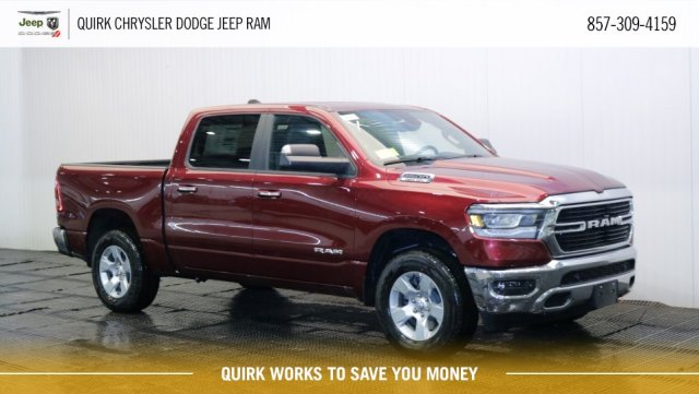 2019 Ram 1500 Crew Cab 4x4,  Pickup #CJ2507 - photo 1