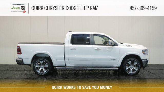 2019 Ram 1500 Crew Cab 4x4,  Pickup #CJ2751 - photo 3