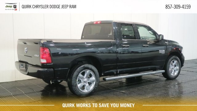 2019 Ram 1500 Quad Cab 4x4,  Pickup #CJ2761 - photo 2