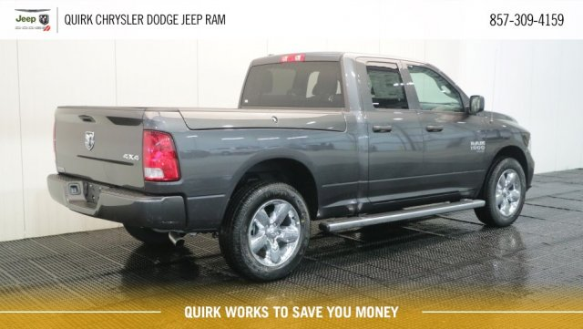 2019 Ram 1500 Quad Cab 4x4,  Pickup #CJ2762 - photo 2
