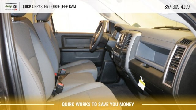 2019 Ram 1500 Quad Cab 4x4,  Pickup #CJ2762 - photo 4